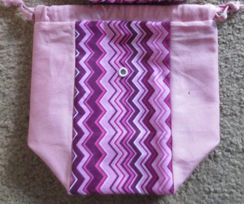 YFB Medium Pink Zigzag 1000x750