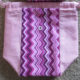 YFB Medium Pink Zigzag 1000x750
