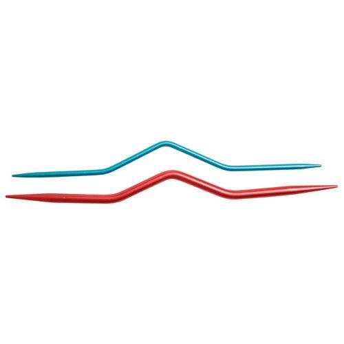 KnitPro Aluminium Cable Needles Set 2